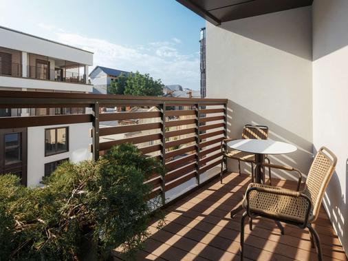 迪卡梅隆豪华设计酒店 - 敖德萨 - 阳台