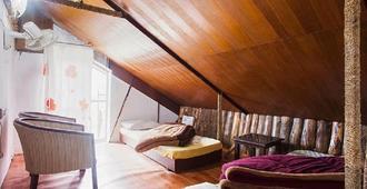 龙之度假村 - 达兰萨拉 - 睡房