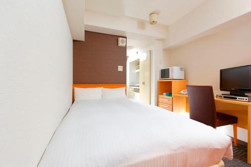 白金弗莱斯泰酒店 - 东京 - 睡房