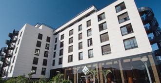 中央中心酒店 - 仅限成人 - 美洲海滩 - 建筑