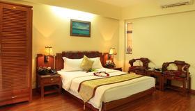 安和港夏丹酒店2 - 河内 - 睡房