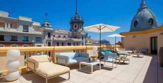 马德里热那亚怡思得酒店 - 马德里 - 阳台