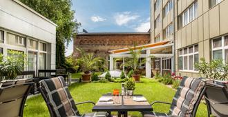 贝斯特韦斯特黛尔塔公园酒店 - 曼海姆 - 露台