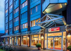 贝斯特韦斯特黛尔塔公园酒店 - 曼海姆 - 建筑