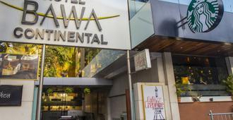 巴瓦欧洲大陆酒店 - 孟买 - 建筑