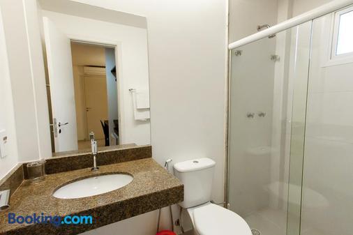 玛西奥生态旅馆 - 马塞约 - 浴室