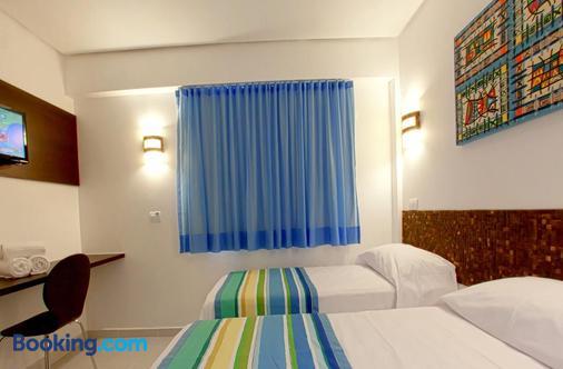 玛西奥生态旅馆 - 马塞约 - 睡房