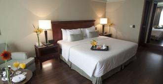 布宜诺斯艾利斯富豪太平洋酒店 - 布宜诺斯艾利斯 - 睡房