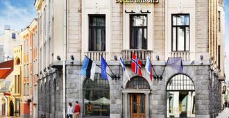 巴伦斯旧城赫斯提亚酒店 - 塔林 - 建筑