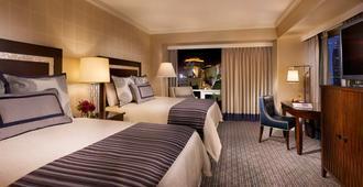 洛杉矶加利福尼亚广场奥姆尼酒店 - 洛杉矶 - 睡房