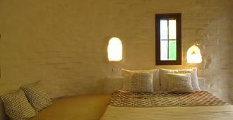 普兰贝利家庭旅馆 - 华欣 - 睡房