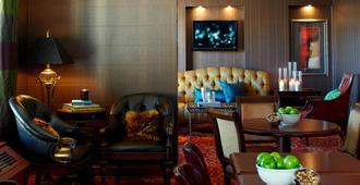 明尼阿波利斯火车站万丽酒店 - 明尼阿波利斯 - 休息厅