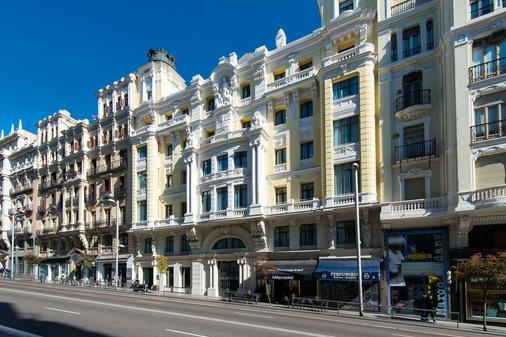敏特文奇酒店 - 马德里 - 建筑