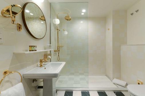 敏特文奇酒店 - 马德里 - 浴室