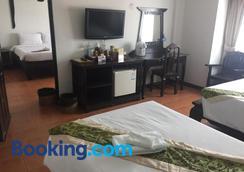 旺布拉帕大酒店 - 清迈 - 睡房
