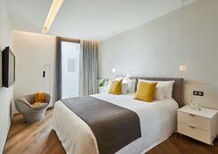 欧拉酒店 - 巴塞罗那 - 睡房