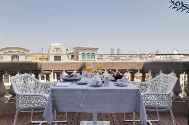 欧拉酒店 - 巴塞罗那 - 阳台