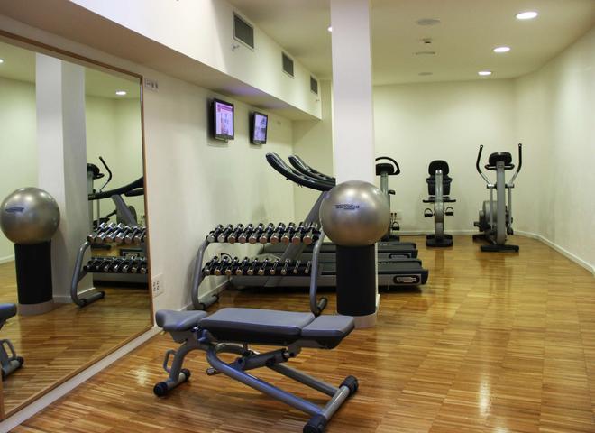 欧拉酒店 - 巴塞罗那 - 健身房