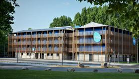 里尔艾克罗酒店 - 里尔 - 建筑