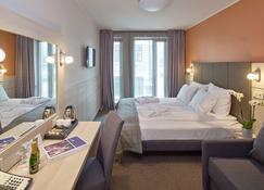 里加威尔顿spa酒店 - 里加 - 睡房