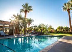 温泉度假村&Spa - 沙漠温泉 - 游泳池