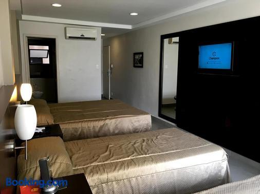 鲁格斯酒店 - 圣保罗 - 睡房