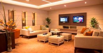 波哥大达恩卡尔顿酒店 - 波哥大 - 休息厅