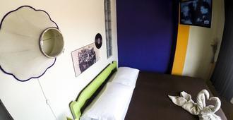 约克家庭旅馆 - 拉巴斯 - 睡房
