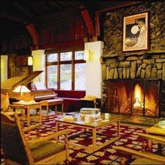 阿西罗玛会务酒店 - 太平洋丛林 - 客厅