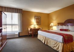 西佳银河旅馆 - 多佛尔 - 睡房