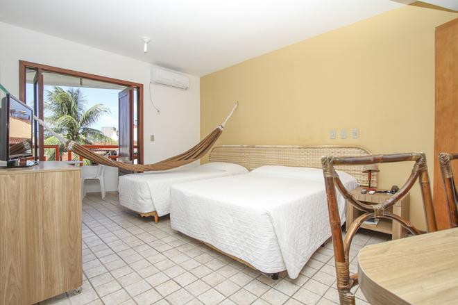 玛兰姆拜亚公寓酒店 - 纳塔尔 - 睡房
