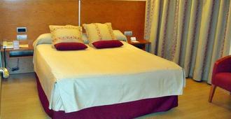 昆卡阿方索八世酒店 - 昆卡 - 睡房