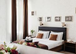 里瓦斯公寓酒店 - 敖德萨 - 睡房