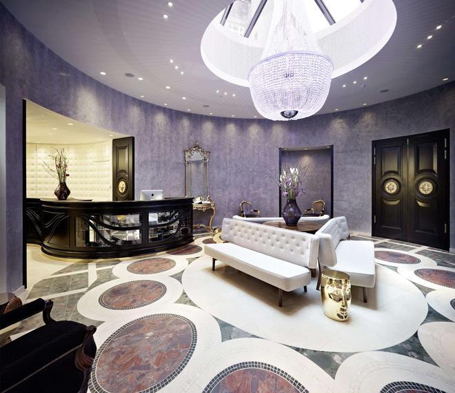 维也纳无忧宫酒店 - 维也纳 - 大厅