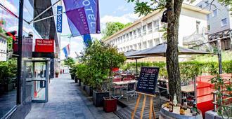 卢森堡中心诺富特酒店 - 卢森堡 - 建筑