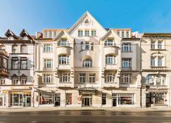 埃克塞西奥贝斯特韦斯特普拉斯酒店 - 爱尔福特 - 建筑