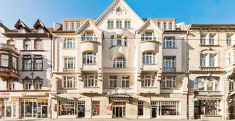 埃克塞西奥贝斯特韦斯特Plus酒店 - 爱尔福特 - 建筑
