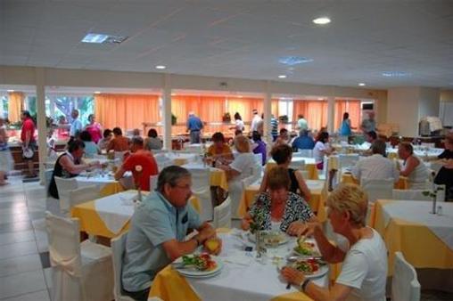Tsilivi Beach Hotel - 扎金索斯 - 餐馆
