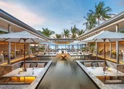 普吉岛双棕榈树酒店 - Choeng Thale - 餐馆