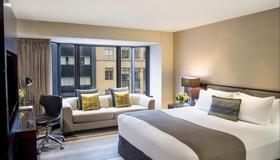 惠灵顿洲际酒店 - 惠灵顿 - 睡房