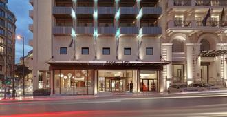 Njv雅典广场酒店 - 雅典 - 建筑