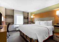 盖鲁斯运动场公园旅馆 - 登高精选酒店 - 哥伦比亚 - 睡房
