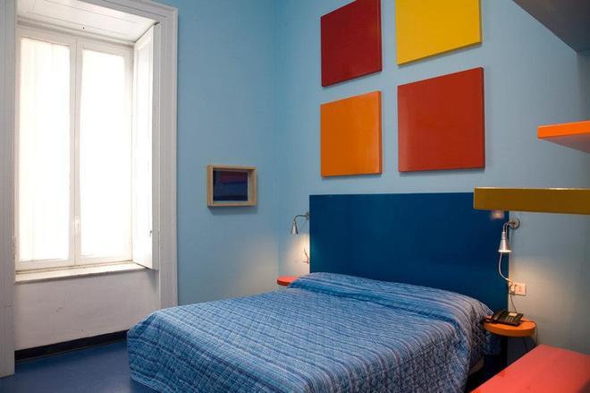 卡雷拉241号酒店 - 那不勒斯 - 睡房