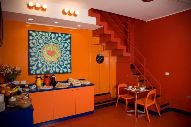 卡雷拉241号酒店 - 那不勒斯 - 餐馆