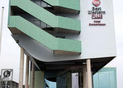 不来梅港贝斯特韦斯特酒店 - 不来梅港 - 建筑