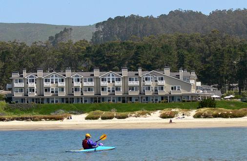 半月湾海滩酒店 - 半月湾 - 建筑