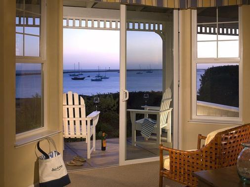 半月湾海滩酒店 - 半月湾 - 阳台