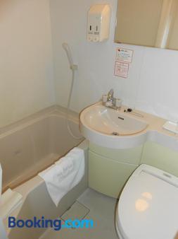 梅田东R&B酒店 - 大阪 - 浴室