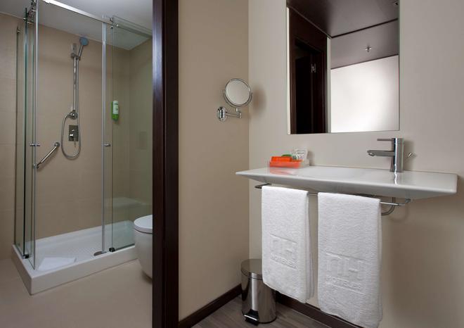 巴塞罗那对角线中心nh酒店 - 巴塞罗那 - 浴室