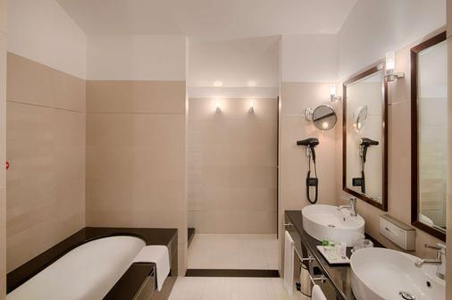 Nh高级酒店 - 锡耶纳 - 浴室